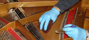 Mẹo giúp cây đàn Piano luôn trong tình trạng hoạt động tốt