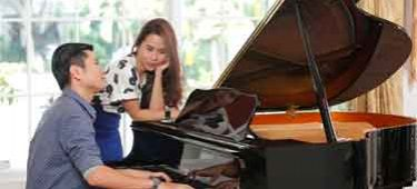Nghệ sĩ tại Klavierhaus