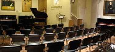 Album Các buổi concert tại Klavierhaus